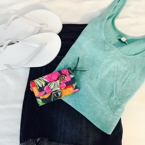 American Eagle Outfitters Tops - Teal American Eagle Tank